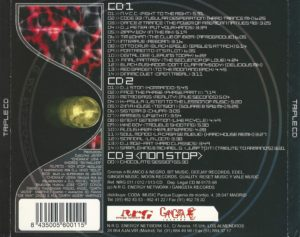 Chocolate Mix 3 Energy Network 1998