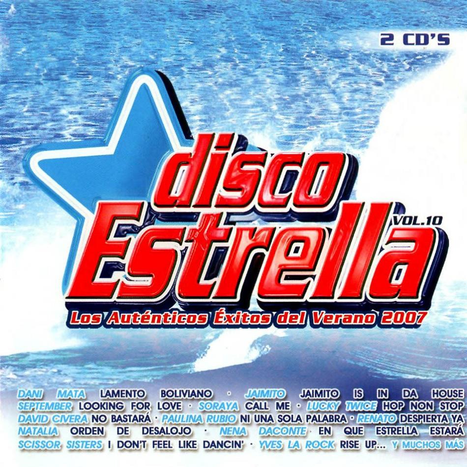 Disco Estrella Vol. 10