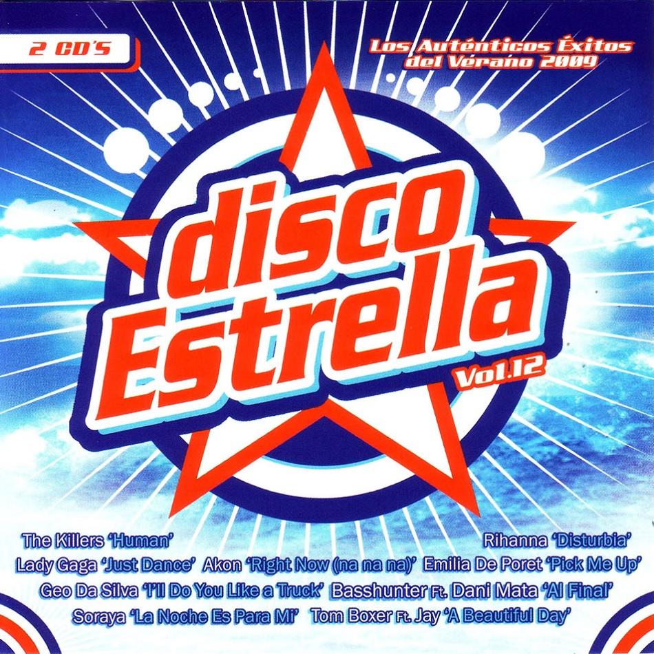 Disco Estrella Vol. 12