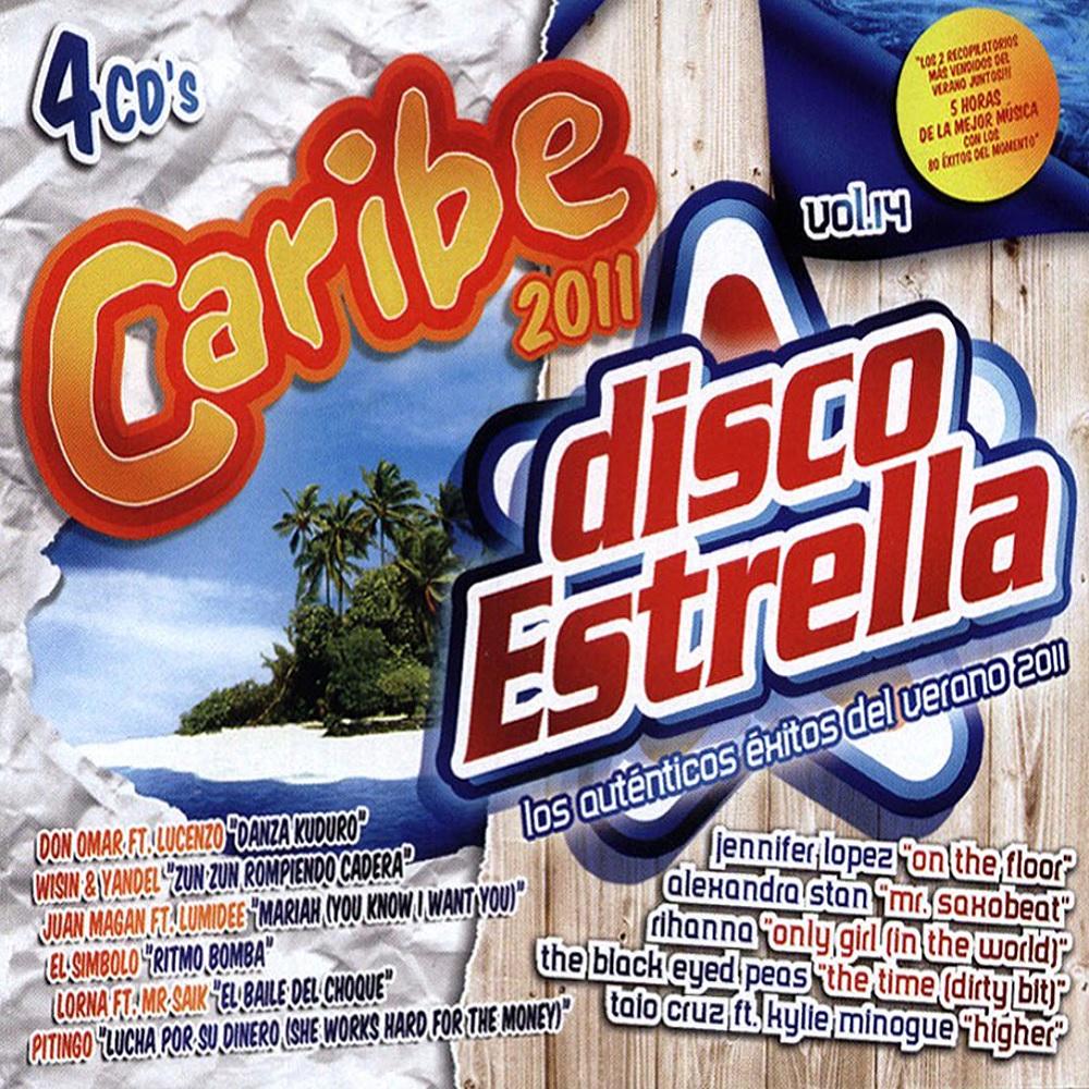 Caribe 2011 + Disco Estrella Vol. 14