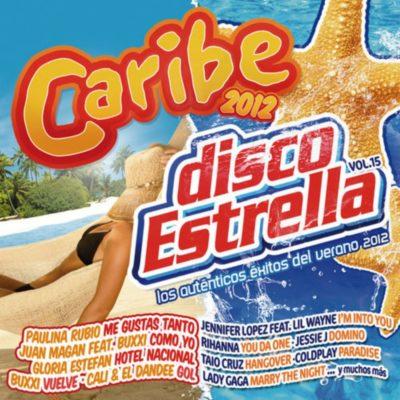 Caribe 2012 + Disco Estrella Vol. 15