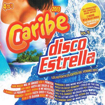 Caribe 2013 + Disco Estrella Vol. 16
