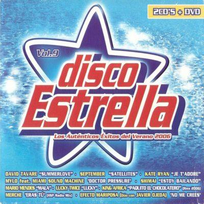 Disco Estrella Vol. 9