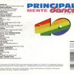 Principal Mente Dance - Los 17 Temas + Bailados 1998 Arcade Sony Music
