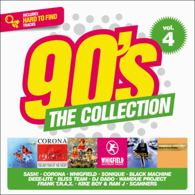 90's The Collection Vol. 4