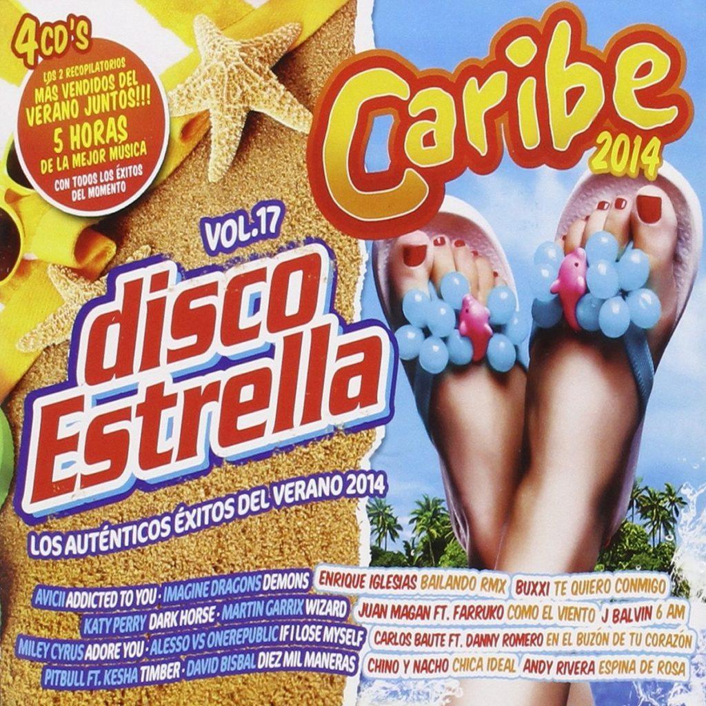 Caribe 2014 + Disco Estrella Vol. 17