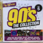 90's The Collection Vol. 5 Blanco Y Negro Music 2019