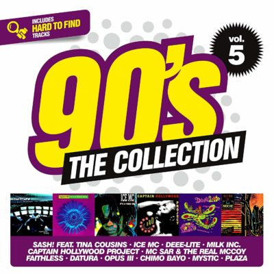 90's The Collection Vol. 5