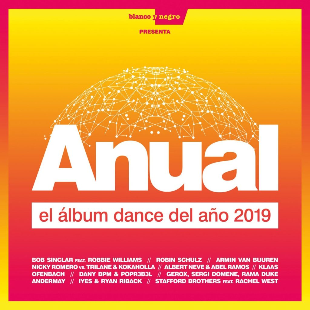 Anual El Álbum Dance Del Año 2019
