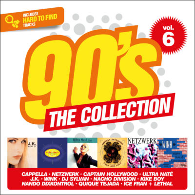 90's The Collection Vol. 6