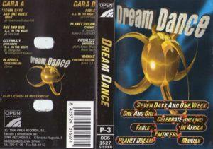 Dream Dance 1996 Open Records