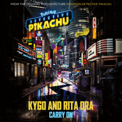 Kygo And Rita Ora – Carry On