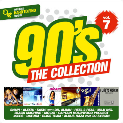 90's The Collection Vol. 7