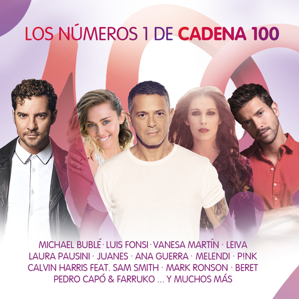 Los Números 1 De Cadena 100 2019