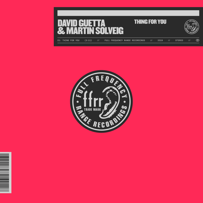 David Guetta And Martin Solveig – Thing For You