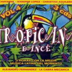 Tropicana 4 Dance 2002 Sony Music Columbia
