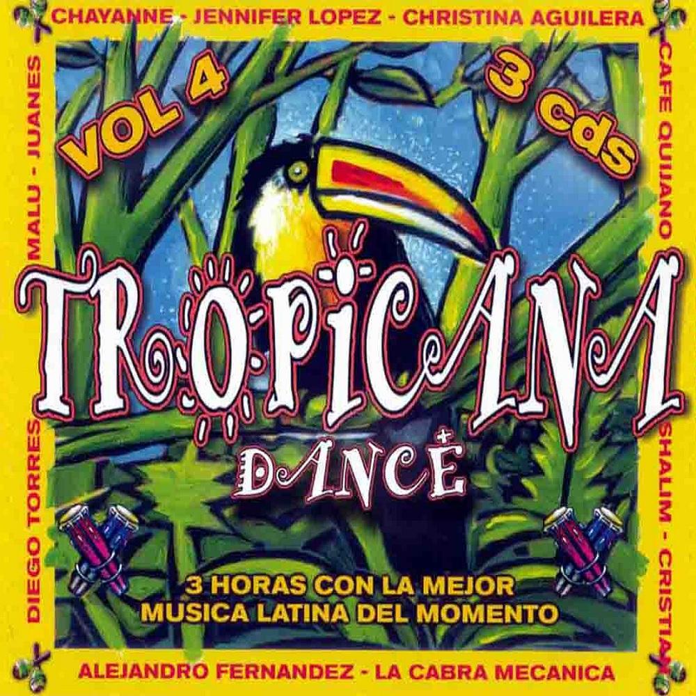 Tropicana 4 Dance