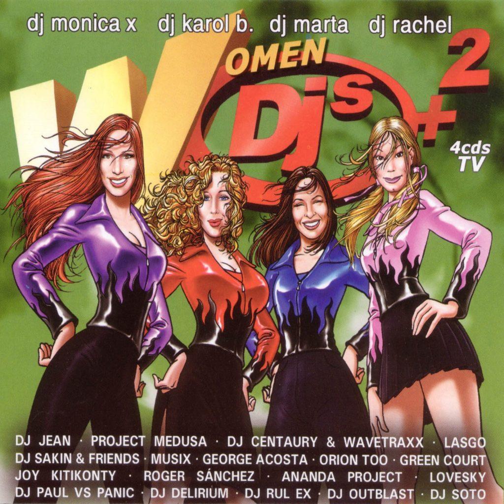 Women DJ's 2