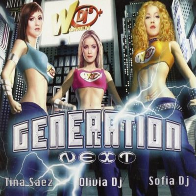 Women DJ's – Generation Next