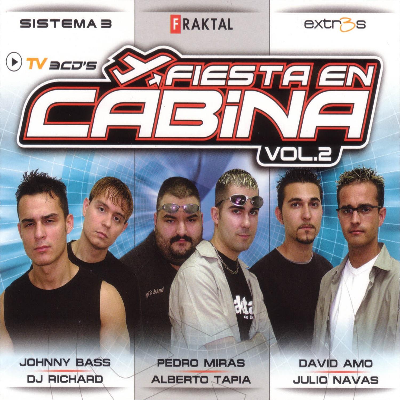 Fiesta En Cabina Vol. 2