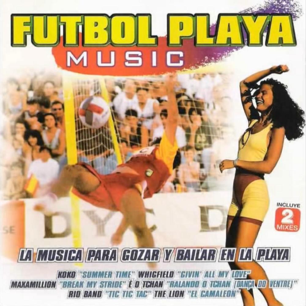 Futbol Playa Music