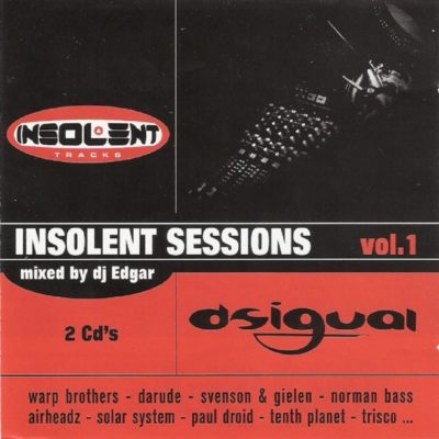 Insolent Sessions Vol. 1