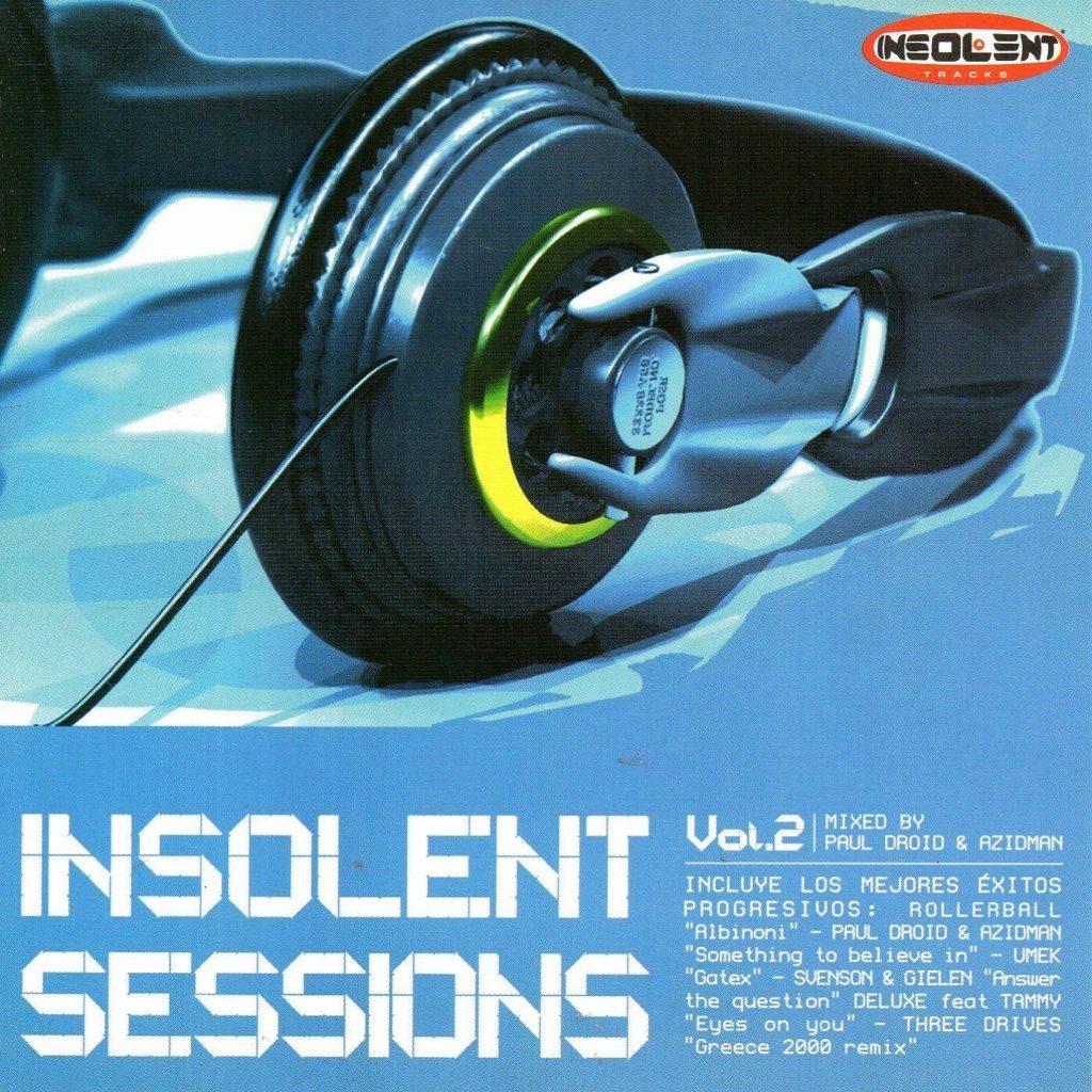 Insolent Sessions Vol. 2