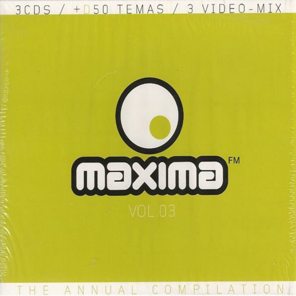Maxima FM Vol. 03 – The Annual Compilation