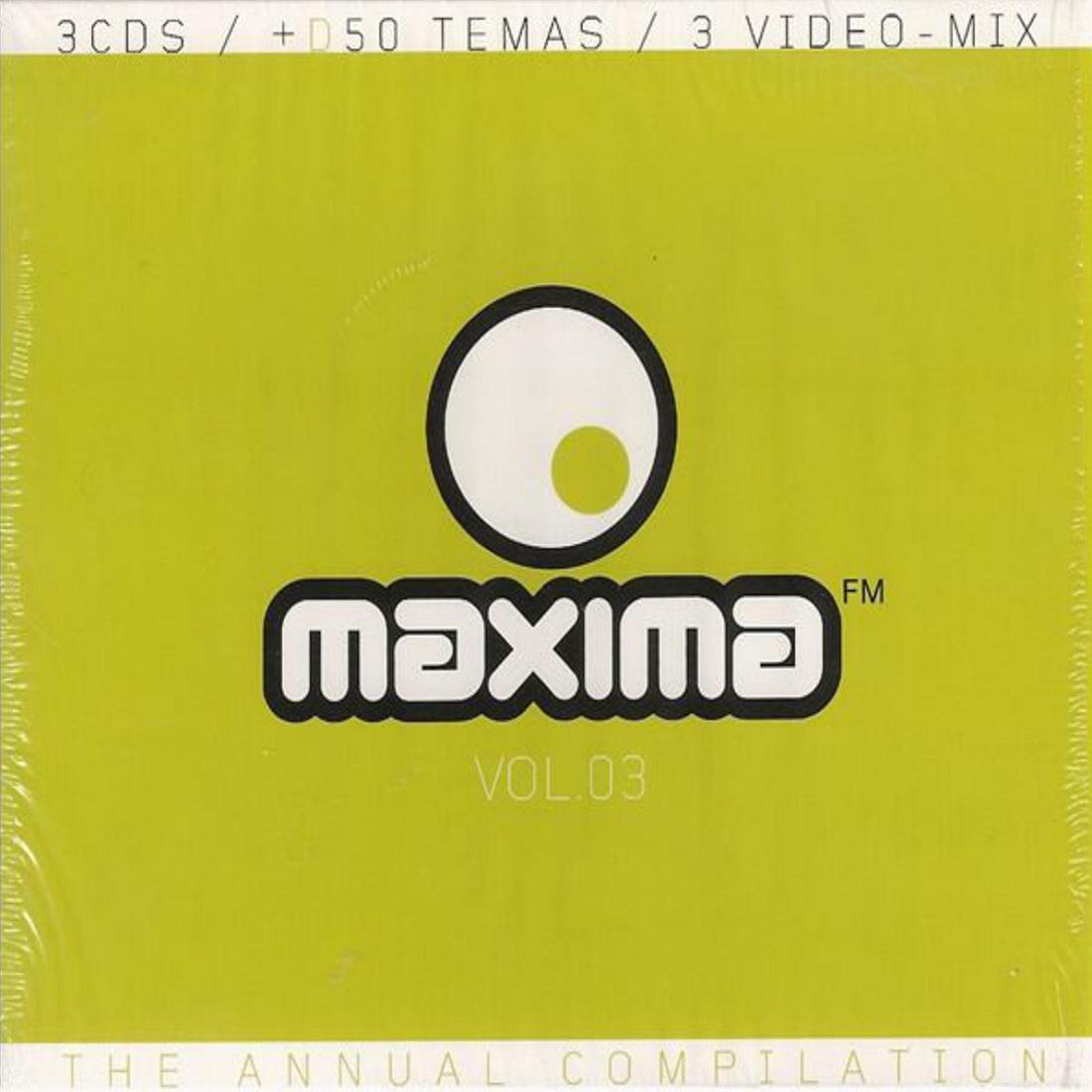 Maxima FM Vol. 03 – The Annual Compilation