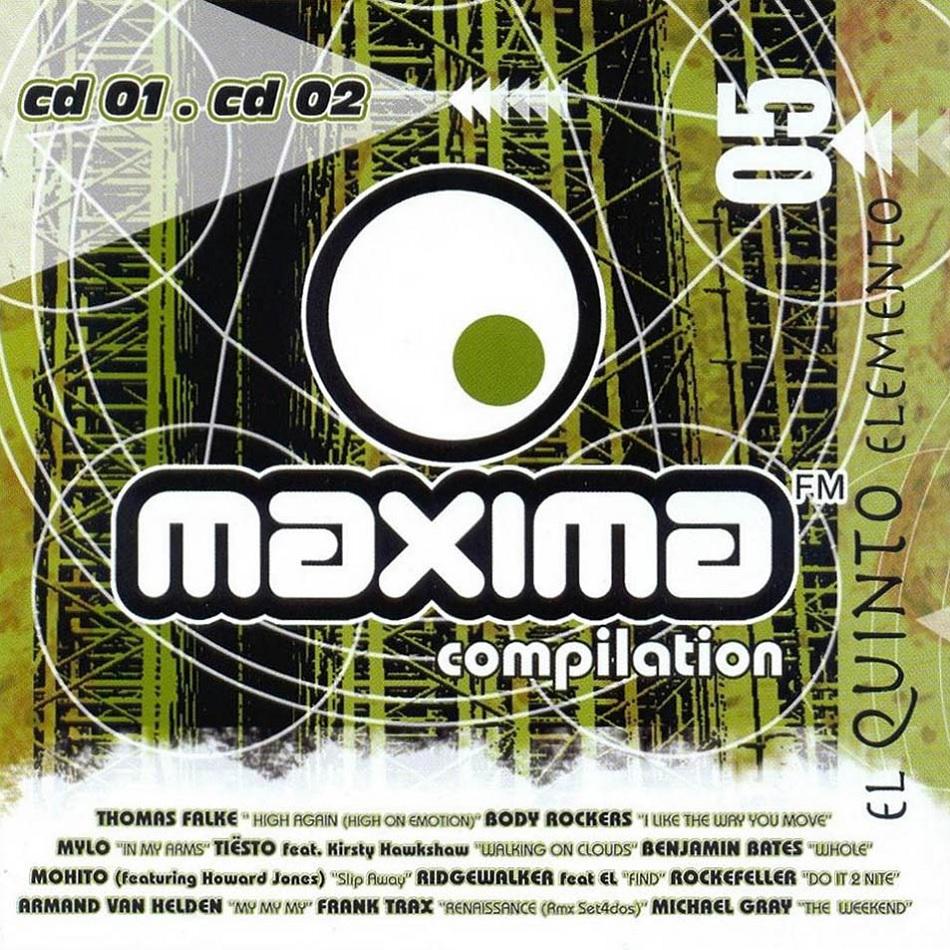 Maxima FM Compilation 05 – El Quinto Elemento