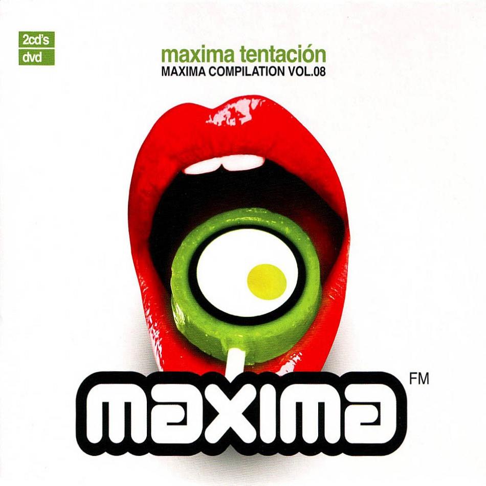Maxima FM Compilation Vol. 08 – Maxima Tentación