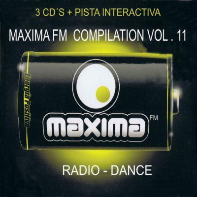 Maxima FM Compilation Vol. 11 – Energía Positiva