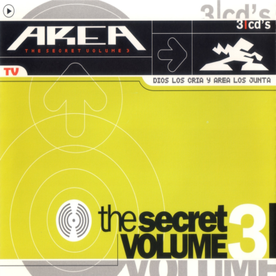 Area The Secret Vol. 03
