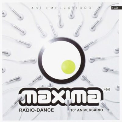 Maxima FM Compilation Vol. 13 – 10º Aniversario