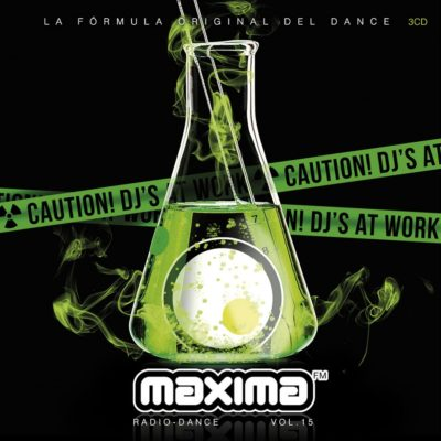 Maxima FM Compilation Vol. 15 – La Fórmula Original Del Dance
