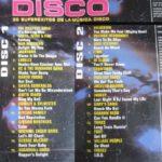 Planeta Disco 1994 Arcade 30 Superexitos De La Música Disco