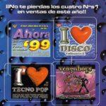 100% 90's 1999 Blanco Y Negro Music