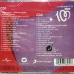 Los Números 1 De Cadena 100 2020 Recopilatorio Album Sony Music Universal Music Warner Music