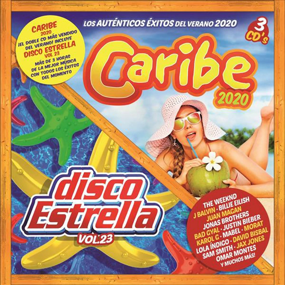 Caribe 2020 + Disco Estrella Vol. 23