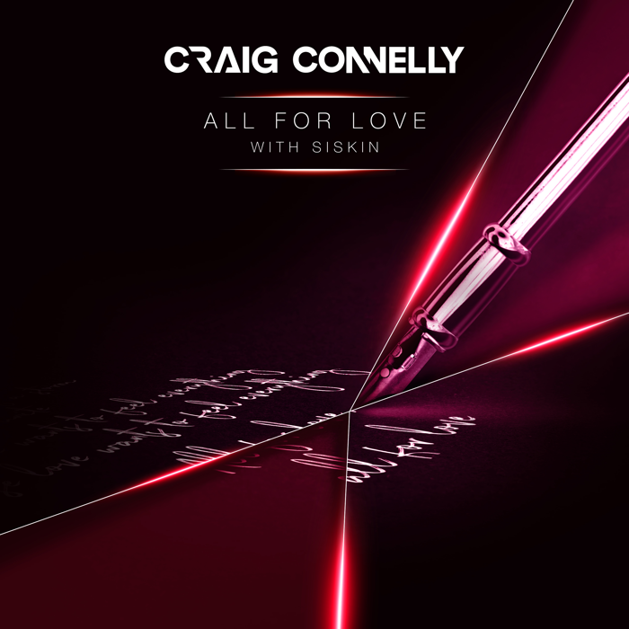 Craig Connelly And Siskin – All For Love