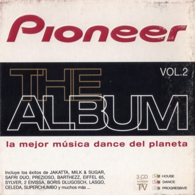 Pioneer The Album Vol. 2