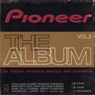 Pioneer The Album Vol. 3