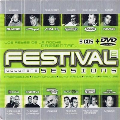 Festival Sessions Vol. 2