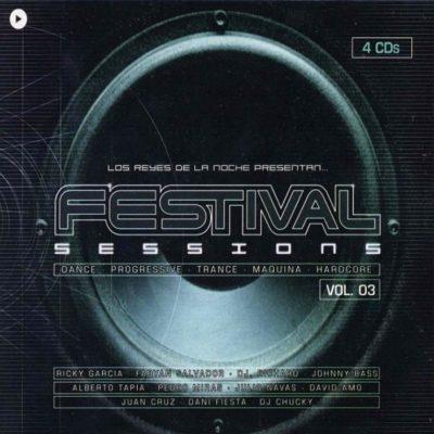 Festival Sessions Vol. 3