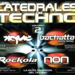 Las Catedrales Del Techno Vol. 2 Tempo Music 2000 Xque Rockola Bachatta NON