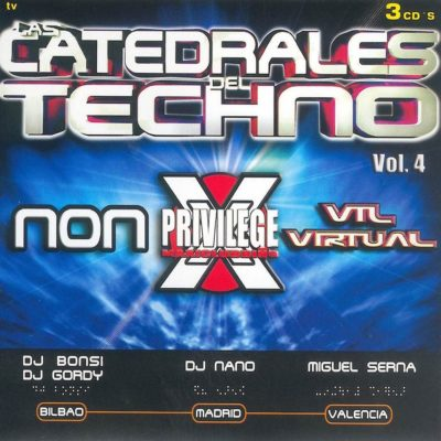 Las Catedrales Del Techno Vol. 4