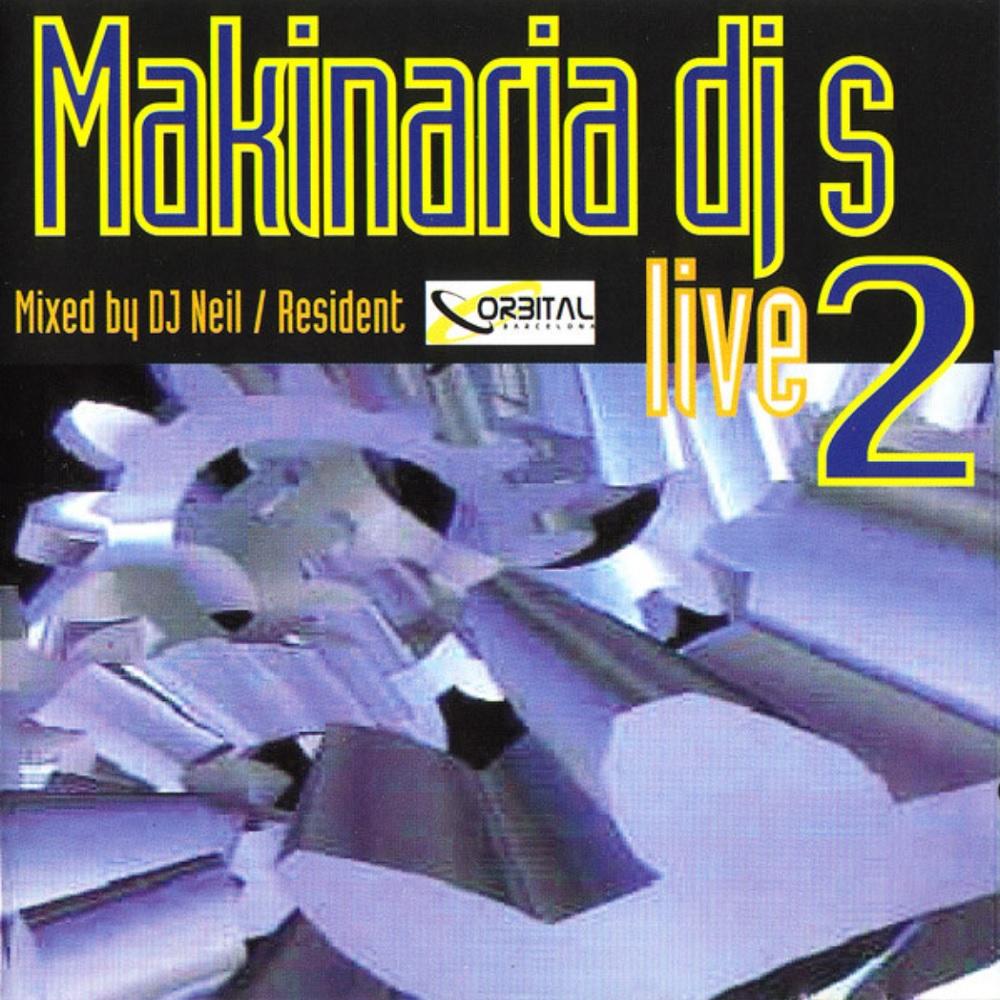Makinaria DJ's Live 2