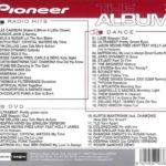 Pioneer The Album Vol. 4 Blanco Y Negro Music 2003