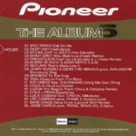 Pioneer The Album Vol. 5 Blanco Y Negro Music 2004