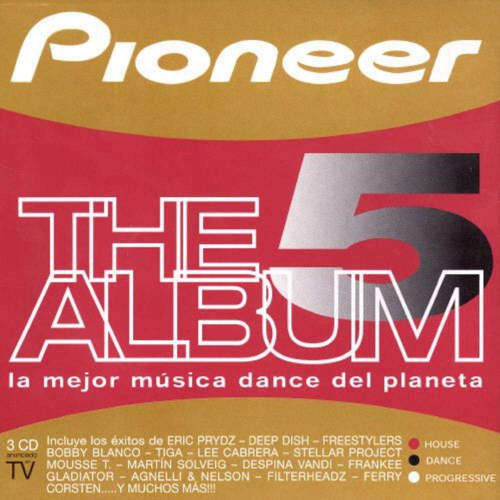 Pioneer The Album Vol. 5